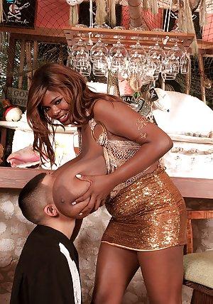Ebony Pornstar Porn Pics