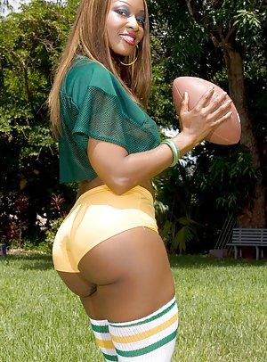Sport Ebony Porn Pics
